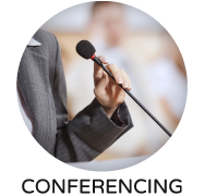 conferencing-button