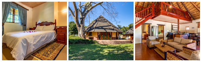 Koeltehuis Cottages - Accommodation